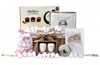 Mr & Mrs Wedding Gift Basket