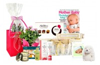 New Mother Survival Baby Basket Surprise