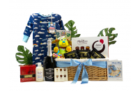 New Parents Celebration Gift Hamper Baby Boy