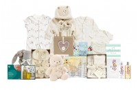 Purely Organic Baby Basket - Neutral