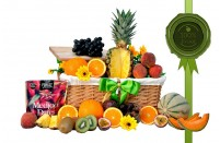Totally Tropically Gift Basket
