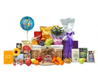 Flowers To Say - Birthday Gift Basket