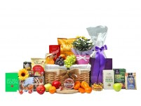 Flowers To Say - Get Well Gift Basket