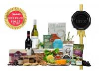 Great Taste Award Mixer Chrome Hamper