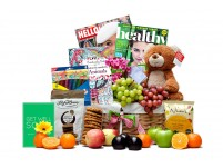 Heavenly Health Gift Basket