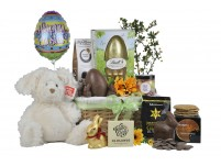 Hoppy Days Easter Basket