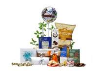 Life Begins Birthday Basket