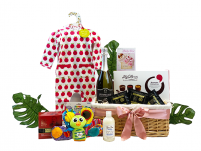 New Parents Celebration Gift Hamper Baby Girl