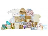 Baby Organic Family Basket - Boy