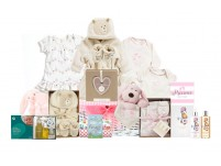 Purely Organic Baby Girl Hamper