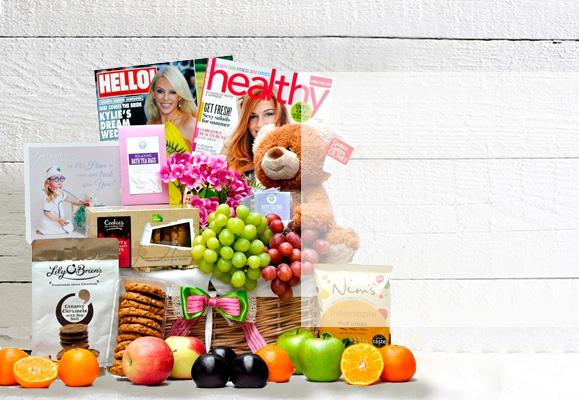 Heavenly Health Basket