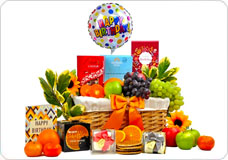 Birthday Favourites Basket