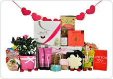 Flowers & Pamper Basket