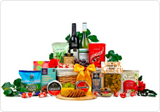 Gourmet Wine Celebration Hamper