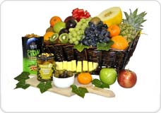 Fruit & Snacks Basket