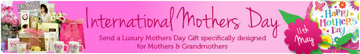 International Mothers Day Baskets