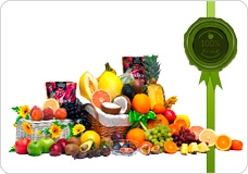 Mega Classic Fruit Basket