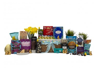 Easter Lions Picadilly Basket P1