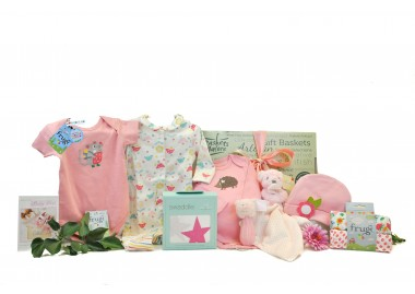 Essential Baby Girl Box Gift
