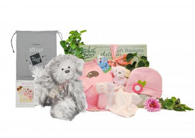 Limited Edition Baby Girl Gift Box