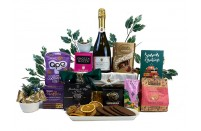 Divine Sparkling Celebration Gift Basket