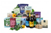 Father's Day Cheese & Beer Gift Basket