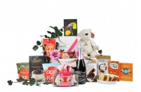 Sweet and Sparkling Birthday Gift Basket