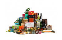 Christmas Hampers Galore: (AI Version) Artisan