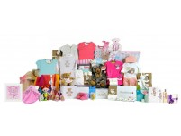 Indulgence Baby Girl Hamper