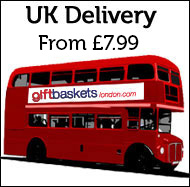 Gift Baskets Delivery £6.99